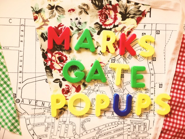 Marks Gate Pop-ups
