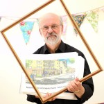 Framing  Marks Gate: Rev Roger Gaylor