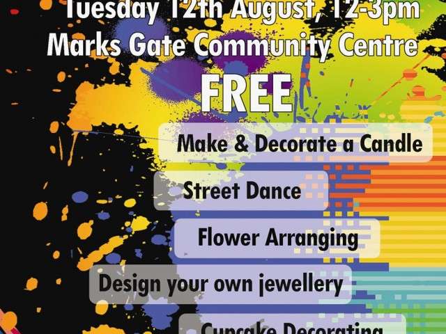 Marks Gate Arts Day