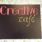 Creative Cafe Chalkboard 2