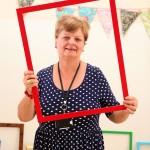 Framing  Marks Gate: Lesley Jeffrey