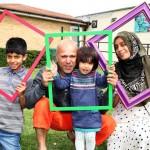 Framing  Marks Gate: The Khans