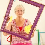 Framing  Marks Gate: Jeanette Scipio