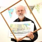 Framing  Marks Gate: Rev Roger Gaylor