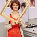 Framing  Marks Gate: Maria Morina