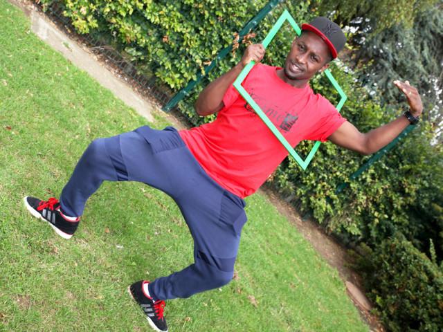 Introducing Kofi Agyemang