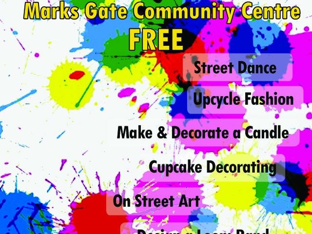 The Marks Gate Arts Festival