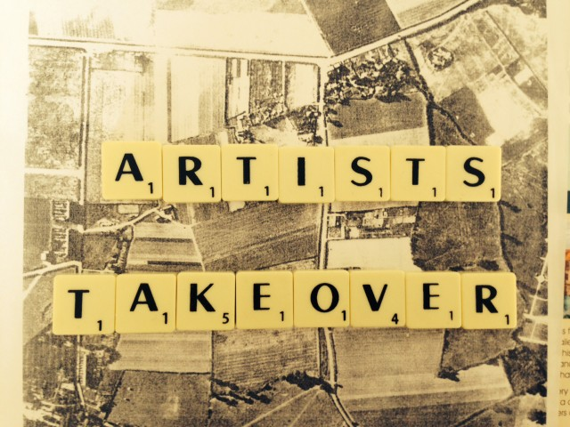 Guest Artists' TAKEOVER the Creative Cafe