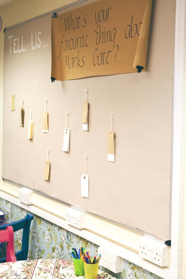 Marks Gate Memories Board