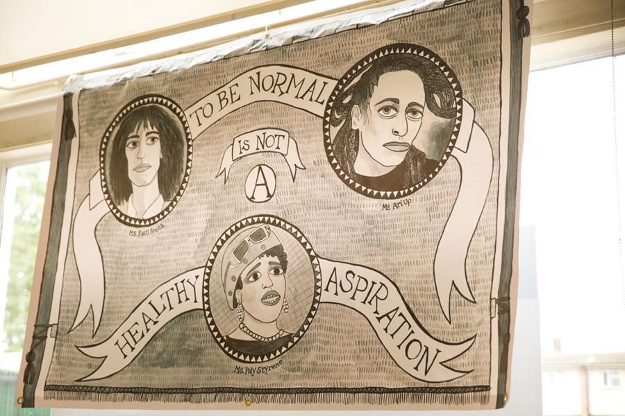 Rachael House's Feminist Disco