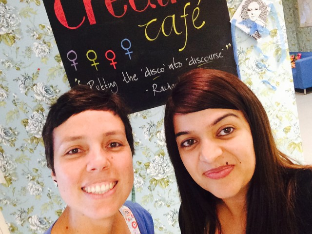 Creative Cafe: In Conversation with Shazia and Carla